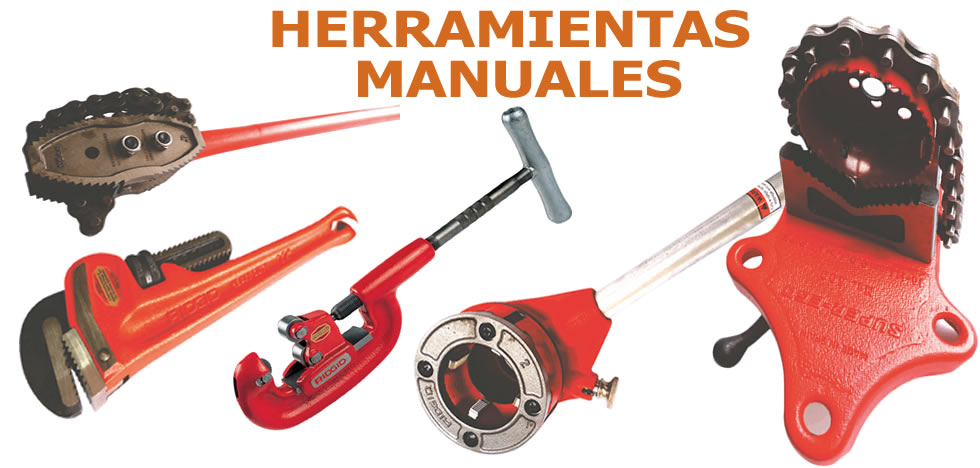 Herramientas manuales y electricas negocios for Herramientas para desatascar tuberias